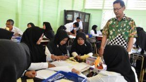 Pendidikan Dasar di Muarakaman Kukar