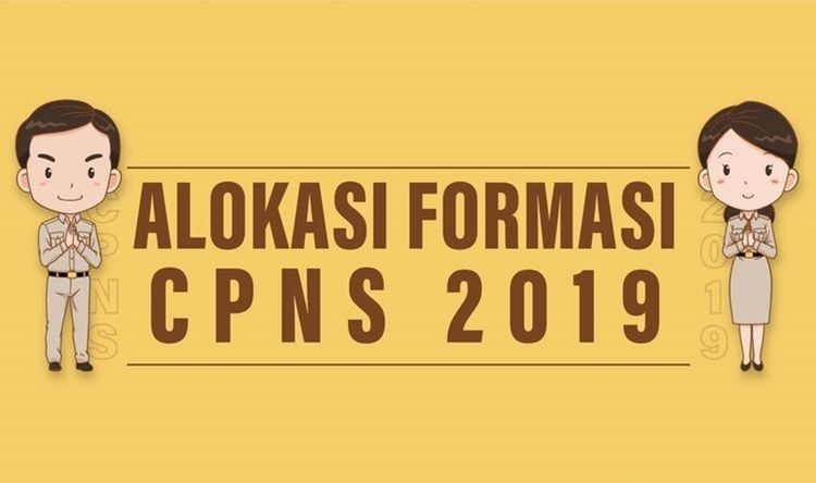 Ini Rincian Formasi CPNS Kabupaten Barito Utara 2019