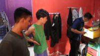 Polda Banten Razia Kos-Kosan